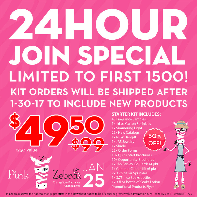 Join PZ for $49.50!