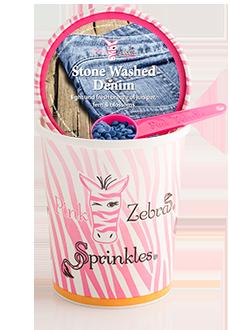 Stone Washed Denim 16oz. Carton Sprinkles
