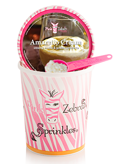 Amaretto Cream 16 oz. Carton Sprinkles