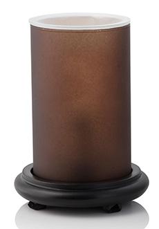 Brown Simmering Light w/ Black Base
