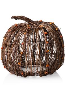 Twig Pumpkin Accent Shade