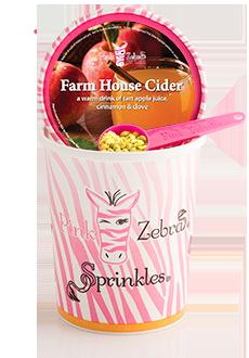 Farm House Cider 16oz. Carton Sprinkles
