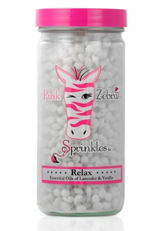Relax-Lavender Vanilla 3.75 oz. Jar Sprinkles