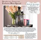 Pink Zebra Host Special for December and January