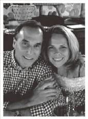 Tom and Kelly Gaines, Founders of Pink Zebra