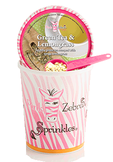 Green Tea & Lemongrass 16 oz. Carton Sprinkles