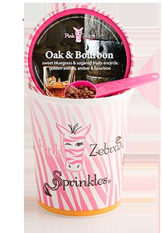 Oak & Bourbon 16 oz. Carton Sprinkles