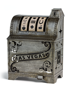 Show Me the Money, Slot Machine Accent Shade