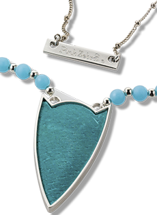 Arrowhead Necklace Set
