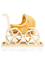 Naked Baby Carriage