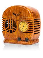 Retro Radio Accent Shade