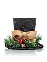 Holiday Top Hat Accent Shade