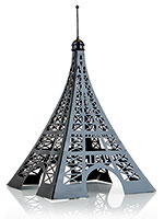 Eiffel Tower Accent Shade