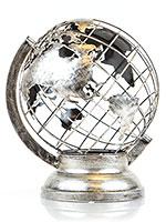 World Globe Accent Shade