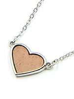 Romance Heart Necklace