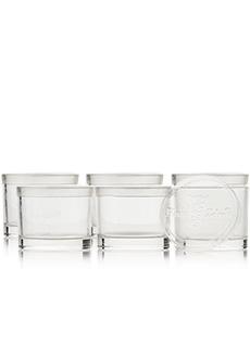 Essentials Petite Glimmer Glass 6pk