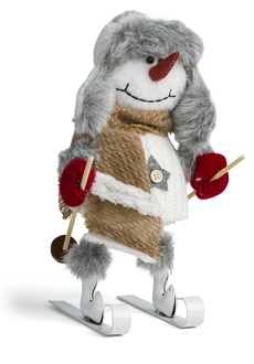 Snowman Bobble Body