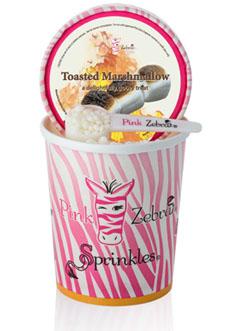 Toasted Marshmallow 16oz. Carton Sprinkles