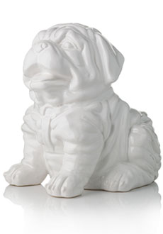 Winston the Bulldog Accent Shade