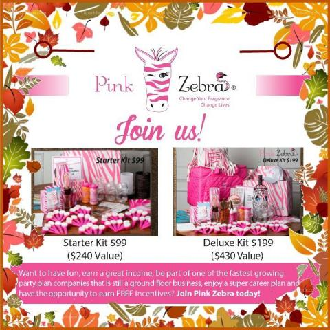 Fall in Love with Pink Zebra