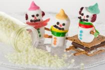 Pink Zebra Scent of the Month: Marshmallow Snowman
