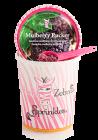 Mulberry Pucker 16 oz. Carton Sprinkles